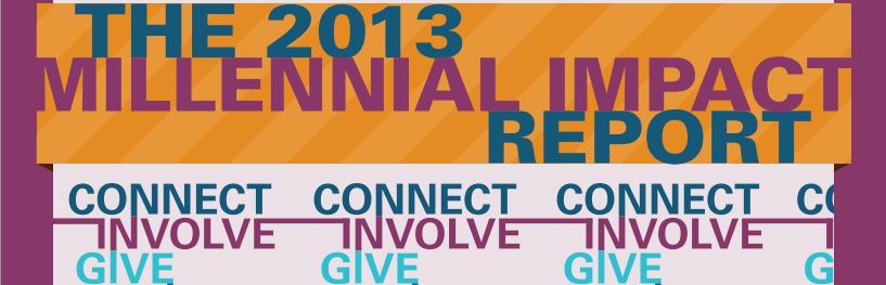 the millenial impact report, millenial, impact, reporting, research, social impact